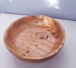 Nádoby - čerešňová miska korenica - 10478181_