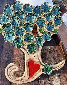 Dekorácie - Strom života veľký. - 10478402_
