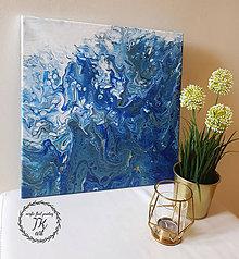 Obrazy - Morské vlny - 10476055_