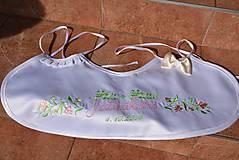 Iné doplnky - Spoločný svadobný podbradník - 10481411_