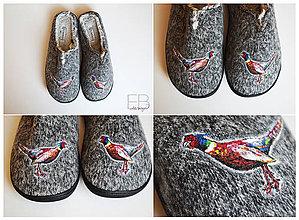 Obuv - Maľované topánky - 10481211_