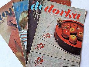 Návody a literatúra - Dorka 1984 - 10479447_