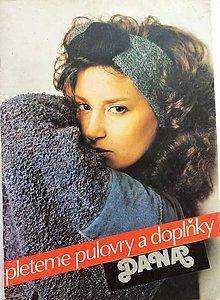 Návody a literatúra - DANA - časopis o pletení - 10479706_