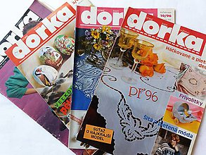 Návody a literatúra - Dorka 1996 - 10479759_
