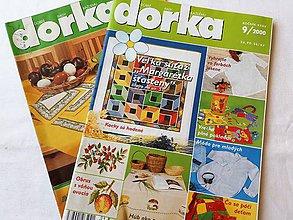 Návody a literatúra - Dorka 2000 - 10479937_