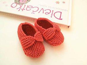 Topánočky - Papučky - balerínky - 10480680_