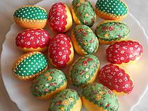 Dekorácie - veľkonočné vajíčka - 10480666_