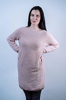 Šaty - Pulóver PREMIUM LONG - 10482217_
