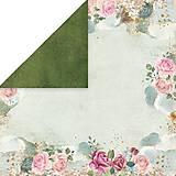 Papier - Flower Vibes 06 - scrapbook papier 12x12 inch - 10480844_