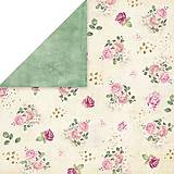 Papier - Flower Vibes 04 - scrapbook papier 12x12 inch - 10480865_
