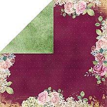 Papier - Flower Vibes 03 - scrapbook papier 12x12 inch - 10480881_