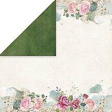 Papier - Flower Vibes 02 - scrapbook papier 12x12 inch - 10480886_