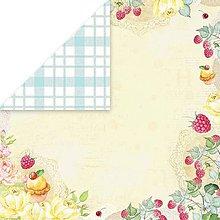 Papier - Sweet Dessert 03 - scrapbook papier 12x12 inch - 10480937_