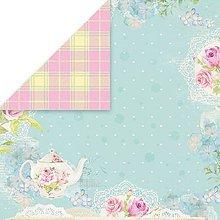 Papier - Sweet Dessert 02 - scrapbook papier 12x12 inch - 10480948_
