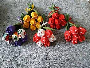 Dekorácie - Tulipány - 10480797_
