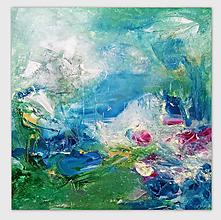 Obrazy - Magic Pandora forest, 80x80 - 10479524_