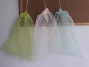 Nákupné tašky - Eko sáčok / vrecko na ovocie a zeleninu stredné - 10480857_