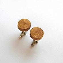 Šperky - Z bukovej halúzky - 10481798_