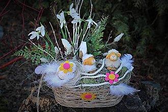 Dekorácie - Veľkonočná dekorácia - 10483314_