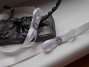 Náramky - svadobné náramky pre družičky - 10483332_