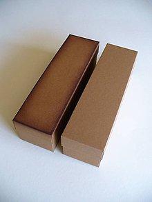 Krabičky - krabička na opasok s patinou alebo bez - 10484620_
