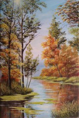 Obrazy - Jeseň 4 - 10485328_