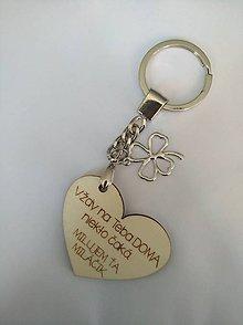 Kľúčenky - Klucenka - 10483651_