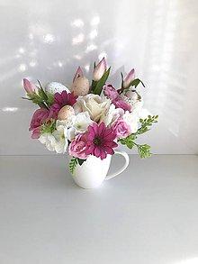 Dekorácie - Veľkonočná dekorácia - 10484316_
