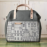 Veľké tašky - Lu.Si.L bag 3in1 No.13 - 10484551_