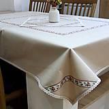 Úžitkový textil - JURAJ -  folklór v kuchyni 120x140 - 10486247_