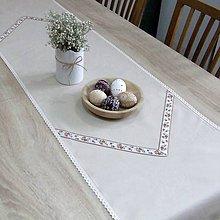 Úžitkový textil - JURAJ - folklór v kuchyni stredový 150x40 - 10486302_