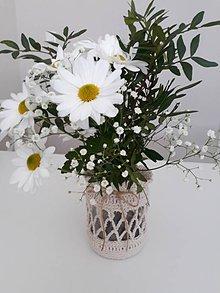 Dekorácie - Váza&Svietnik - 10483811_