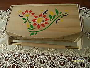 Kabelky - Ľudová kabelka - 10483758_