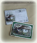 Papiernictvo - Pohľadnica s obálkou - 10482876_