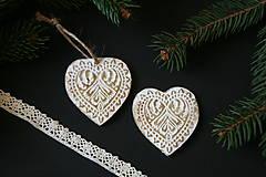 Darčeky pre svadobčanov - Srdce III. - 10488256_