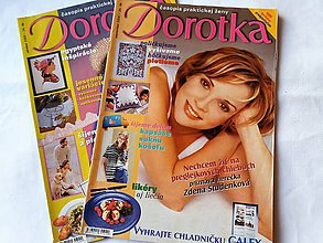 Návody a literatúra - DOROTKA - 10489007_