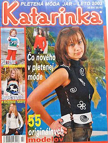 Návody a literatúra - KATARINKA - 10489025_