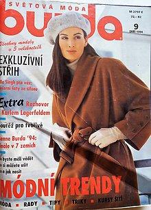 Návody a literatúra - BURDA 9/1994 - 10489032_