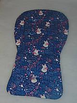 Textil - Podložka do Britax - 10486676_