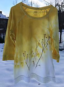 Tričká - Zimné slnko - 10487009_