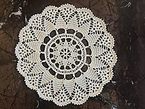 """Úžitkový textil - Čipka """"Jarný kvet"""" - 10488919_"""
