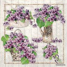 Papier - Kvety - 10486552_