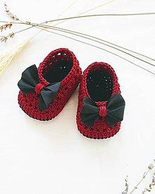 Topánočky - Balerínky Anabela - 10488141_