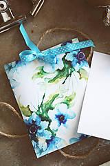 Papiernictvo - Svadobné prianie s obálkou - 10492398_