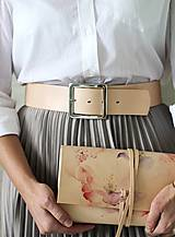 Kabelky - Listová kabelka ROSE CLUTCH SLIM - 10490769_
