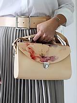 Kabelky - Kabelka na rameno SATCHEL BAG ROSE - 10490831_