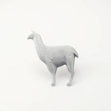 Odznaky/Brošne - Lama silver - 10492684_