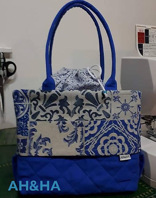 1ab3b2136e Kabelka a taška v jednom   AH-HA - SAShE.sk - Handmade Iné tašky
