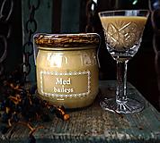 Potraviny - Med a baileys - 10490702_
