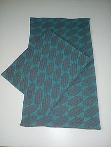 Úžitkový textil - Pletené koberce - 10492095_